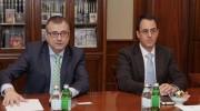 Визит генерального директора Международной конфедерации обществ авторов и композиторов (СИЗАК) в Россию