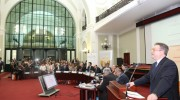 Фоторепортаж с пленарного заседания V Международного форума